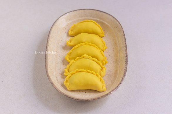 tạo hình bánh gối
