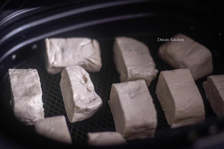 đậu chiên nckd